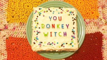 Baker serves up sweet revenge to internet trolls with clever cakes