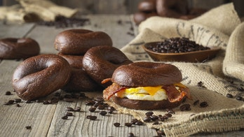 Do caffeinated bagels really give you a coffee buzz?