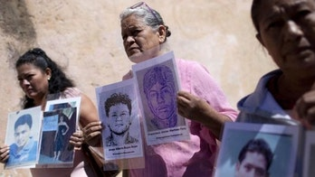 A caravan of Central American mothers searches for missing children in Mexico