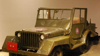 History of the 'jeep' in pictures