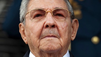 Trump administration sanctions Cuba's Castro for backing Venezuela, human rights violations