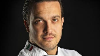 'Top Chef' fan favorite Fabio Viviani keeps it simple