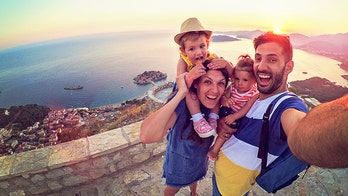 The average American's 'dream vacation' takes just under a year to save for, study finds