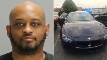 Man arrested for stealing Maserati he drove to see 'Blade Runner 2049'