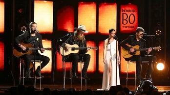 Grammy's 'Tears In Heaven' Las Vegas shooting tribute slammed on social media