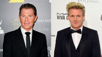 Bobby Flay wants to face Gordon Ramsay in a pay-per-view cook-off
