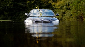 20-40K cars to be damaged by Florence's floods, report says