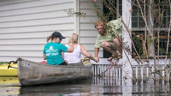Hurricane Florence aftermath sees North Carolina residents stepping up, helping out neighbors