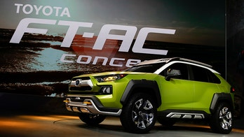 LA Auto Show: The Toyota FT-AC is action-packed with features