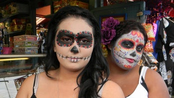 Day of the Dead celebrations in U.S. get local, modern twist
