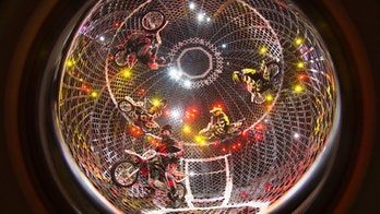 Death-Defying Thrills: Circus Family Makes Audiences Gasp With 'Globe Of Death' Act