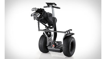 An $8,000 Segway Will Revolutionize Your Golf Game