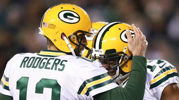 Packers' Aaron Rodgers connects with Davante Adams for vintage touchdown vs. Vikings