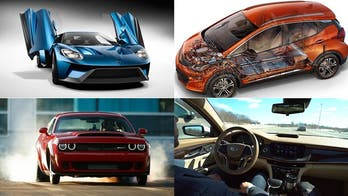 The most groundbreaking American cars of 2017