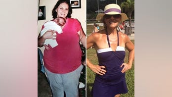 'Half Size Me': How a formerly obese mom of 3 dropped half her body weight