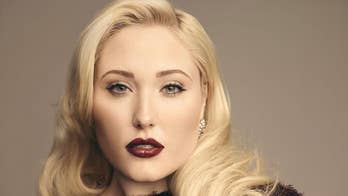 Hayley Hasselhoff Discusses Her Success as a Plus-Size Model