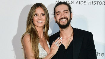 Heidi Klum says husband Tom Kaulitz makes her 'a much happier person'