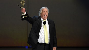 Henry Winkler wins first Emmy award after four decades in TV