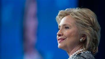EMILY MILLER: Hillary Clinton can't shoot straight on gun control