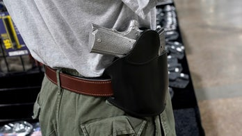 Texas 'constitutional carry' bill allowing handguns to be carried without a permit clears Senate