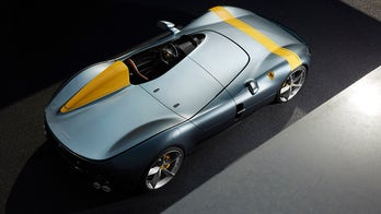 Single-seat Ferrari Monza SP1 will cost seven figures