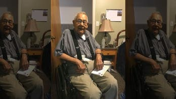 Help a WWII veteran receive 100 cards on his 100th birthday