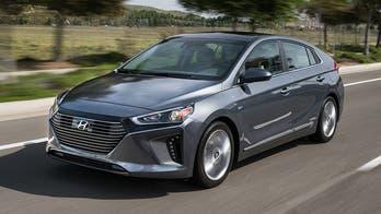 2017 Hyundai Ioniq test drive: The most fuel-efficient car ever