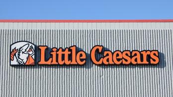 Little Caesars testing lasagna pizza