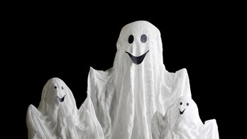 60 percent of Americans claim to have seen ghosts