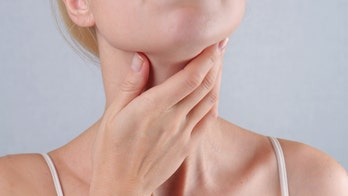'I have a disease that makes my thyroid go haywire'