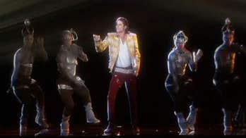 Justin Timberlake takes seven awards, but hologram Michael Jackson steals show at Billboard Music Awards