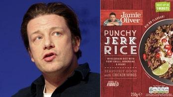 Jamie Oliver's new 'jerk rice' slammed for cultural appropriation