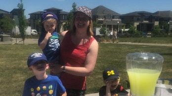 Harsh lesson in regulation for boys running lemonade stand