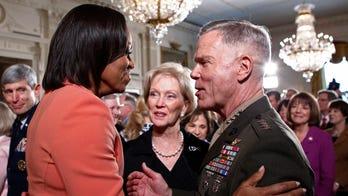Retiring Marine Corps commandant accused of padding resume