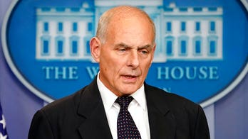 John Kelly 'cashing in' on Trump immigration policies, far-left Dems allege