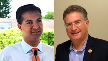 Cuban-Americans Joe Garcia and Carlos Curbelo in bitter race for Florida Congressional seat