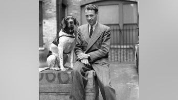 Hero Canine: How Judy saved Frank's life, survived a POW camp, a bombing and a sinking ship