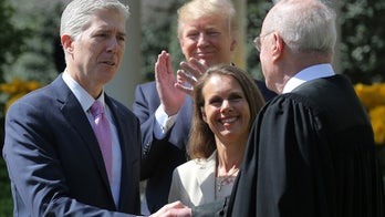 One year in, Trump's Gorsuch nomination may be his longest lasting legacy