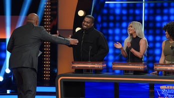 'Celebrity Family Feud' put the Kardashians and Wests against each other and things got heated