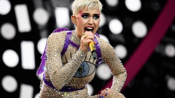 Katy Perry dinged for flirting with 'American Idol' contestants as nun scandal swirls