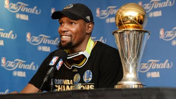 Warriors GM to meet soon with Kevin Durant, Klay Thompson