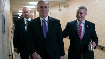 McCarthy defeats Jordan for House minority leader, as Liz Cheney joins GOP leadership