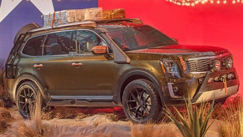 The Kia Telluride is a Texas-sized SUV
