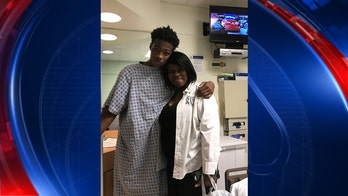 High school football player sidelined as he waits for kidney
