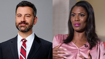 Jimmy Kimmel recalls when Omarosa abruptly left his show: 'There's clearly something wrong with her'