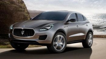 Maserati Gets Into the SUV Business