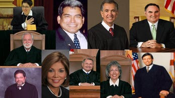 Only 3% of State Supreme Court Justices in U.S. Are Latino