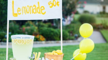 California girl, 5, cited for operating lemonade stand without a license