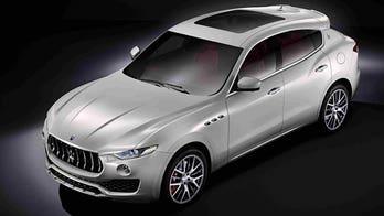 Maserati unveils its first SUV