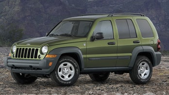 Jeep recalling 240,000 Liberty SUVs to fix defective suspension part